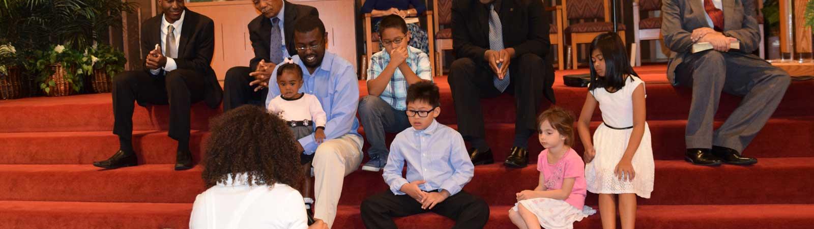 youth at SB SDA Church